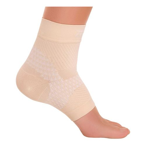 Zensah PF Compression Sleeve (Single) Injury Recovery - Beige M