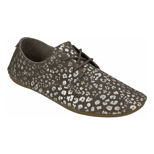 Womens Sanuk Bianca Lux Casual Shoe - Charcoal/Silver 6