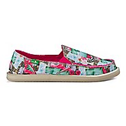 Womens Sanuk Donna Sea Tapestry Casual Shoe