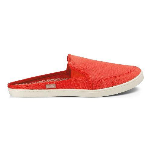 Womens Sanuk Dree Me Cruiser Casual Shoe - Natural 5