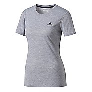 Womens adidas Ultimate Tee Short Sleeve Technical Tops