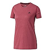 Womens adidas Ultimate T-Shirt Short Sleeve Technical Tops