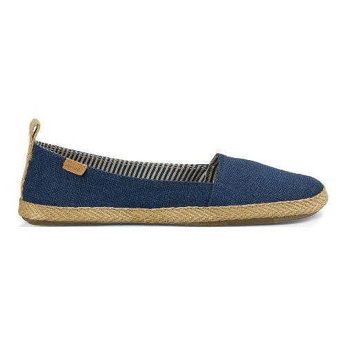 Womens Sanuk Espie Slip On Casual Shoe - Natural 6