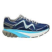 Mens MBT GT 17 Running Shoe - Navy/White/Grey 9.5