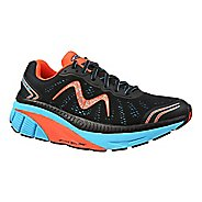 Mens MBT Zee 17 Running Shoe - Black/Blue/Red 10