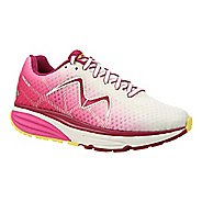 Womens MBT Simba 17 Walking Shoe - Pink/Yellow 7.5