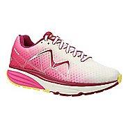 Womens MBT Simba 17 Walking Shoe - Pink/Yellow 8.5