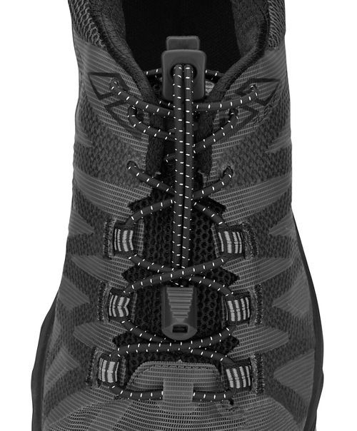 Nathan Run Laces Fitness Equipment - Black