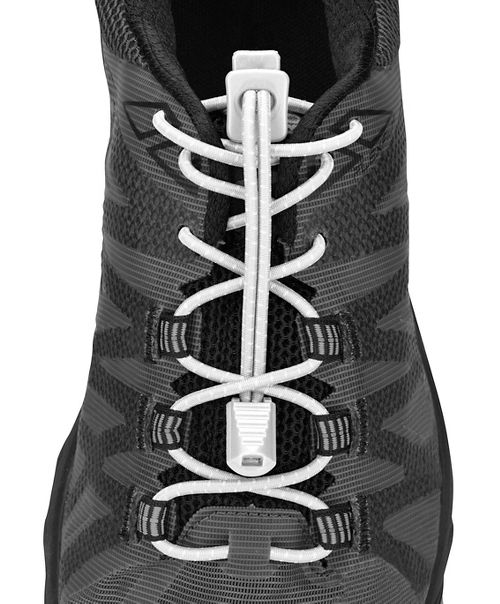 Nathan Run Laces Fitness Equipment - White