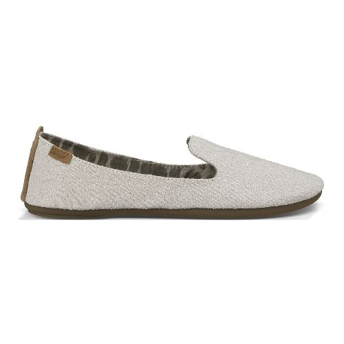 Womens Sanuk Piper Casual Shoe - Natural 6
