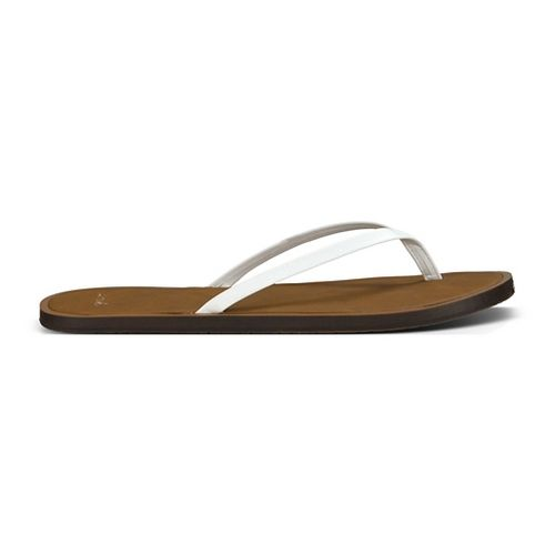 Womens Sanuk Yoga Aurora Sandals Shoe - Black 7