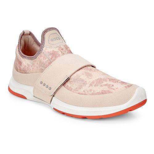 Womens Ecco BIOM Amrap Band Casual Shoe - Rose/Dust 35