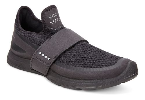 Womens Ecco BIOM Amrap Band Casual Shoe - Black 38