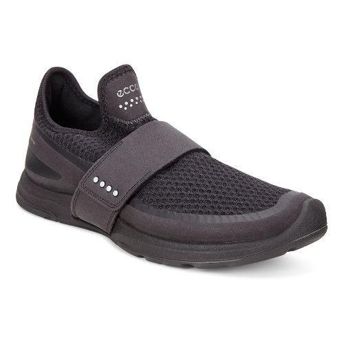 Womens Ecco BIOM Amrap Band Casual Shoe - Black 41