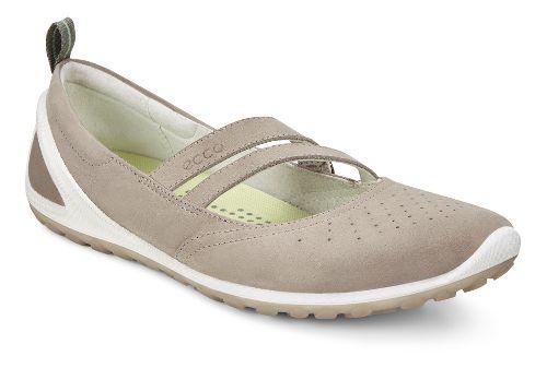 Womens Ecco BIOM Lite Mary Jane Walking Shoe - Moon Rock 38