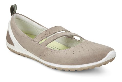 Womens Ecco BIOM Lite Mary Jane Walking Shoe - Moon Rock 40