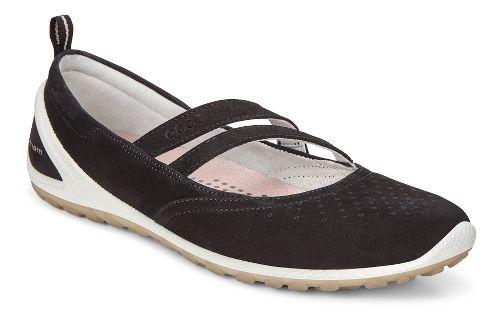 Womens Ecco BIOM Lite Mary Jane Walking Shoe - Black 39