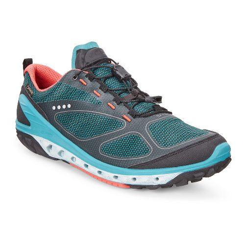 Womens Ecco BIOM Venture GTX Textile Casual Shoe - Capri Breeze 38