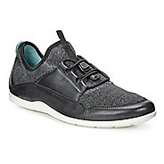 Womens Ecco Bluma Sport Toggle Casual Shoe - Black 41