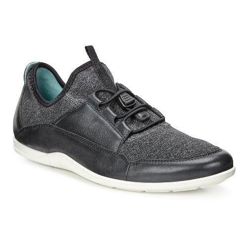 Womens Ecco Bluma Sport Toggle Casual Shoe - Black 40