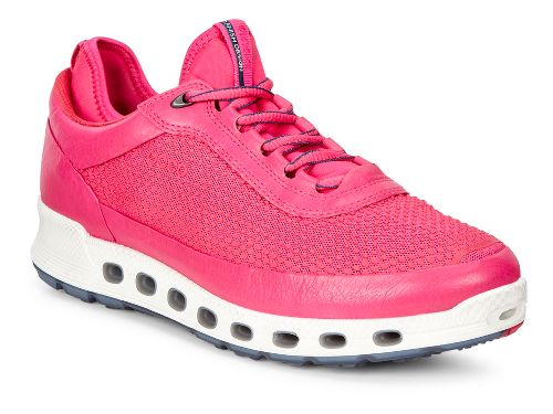 Womens Ecco Cool 2.0 GTX Textile Casual Shoe - Beetroot 39