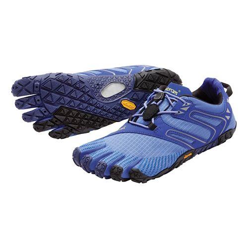Womens Vibram FiveFingers V-Trail Running Shoe - Purple 42