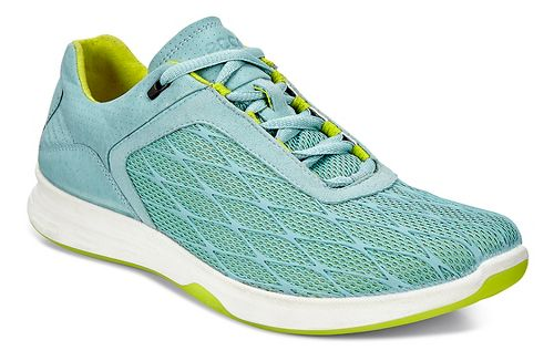 Womens Ecco Exceed Sport Walking Shoe - Aquatic 37