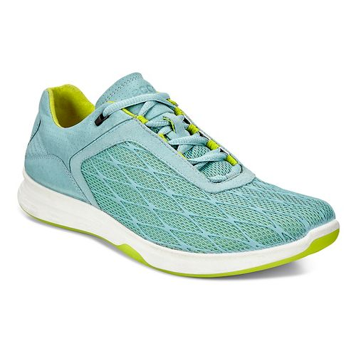 Womens Ecco Exceed Sport Walking Shoe - Aquatic 36