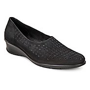Womens Ecco Felicia Slip-On Casual Shoe - Black 38