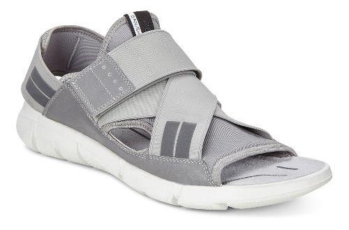 Womens Ecco Intrinsic Sandals Shoe - Wild Dove 36