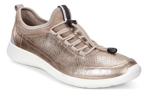 Womens Ecco Soft 5 Toggle Casual Shoe - White 39