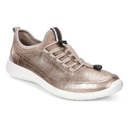 Womens Ecco Soft 5 Toggle Casual Shoe - Warm Grey 37