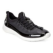 Womens Ecco Soft 5 Toggle Casual Shoe - Black 36