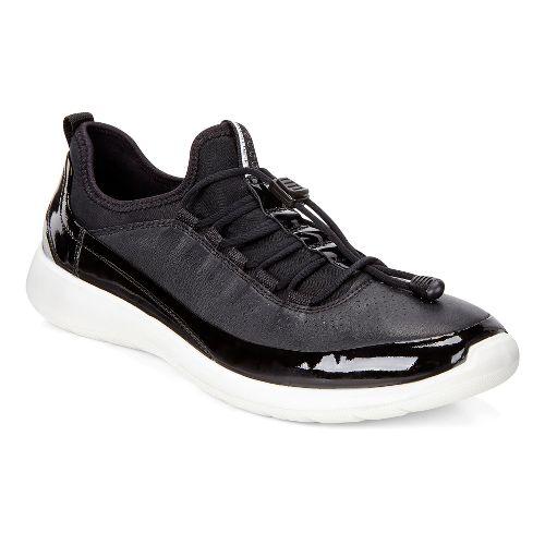 Womens Ecco Soft 5 Toggle Casual Shoe - Black 38