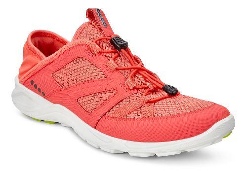 Womens Ecco Terracruise Toggle Walking Shoe - Coral Blush 42