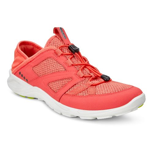 Womens Ecco Terracruise Toggle Walking Shoe - Coral Blush 38