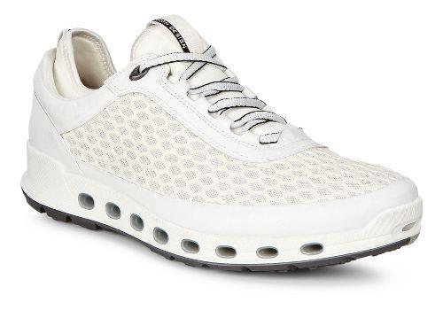 Mens Ecco Cool 2.0 Textile GTX Casual Shoe - White 44