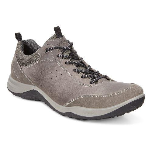 Mens Ecco Espinho Low Casual Shoe - Warm Grey 41
