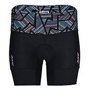 "Womens Zoot Performance Tri 6"" Compression & Fitted Shorts"