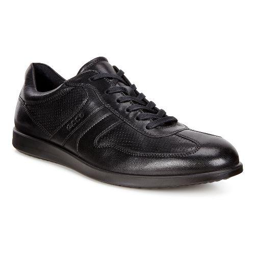 Mens Ecco Indianapolis Classic Tie Casual Shoe - Black 45