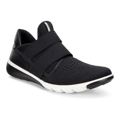 Mens Ecco Intrinsic 2 Slip-On Casual Shoe - Black 42