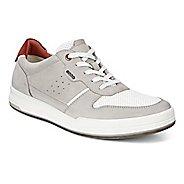 Mens Ecco Jack Summer Sneaker Casual Shoe - Wild Dove 47