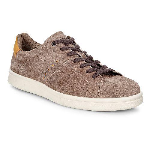 Mens Ecco Kallum Sneaker Casual Shoe - Espresso 39