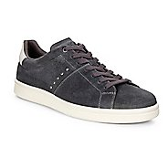 Mens Ecco Kallum Casual Sneaker Casual Shoe - Moonless/Gravel 43