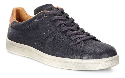 Mens Ecco Kallum Casual Sneaker Casual Shoe - Night Sky/Lion 44