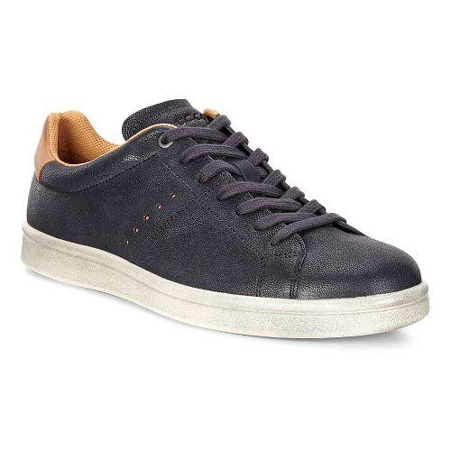 Mens Ecco Kallum Casual Sneaker Casual Shoe - Night Sky/Lion 44