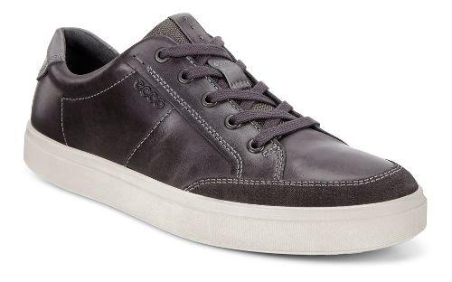Mens Ecco Kyle Classic Sneaker Casual Shoe - Moonless 44