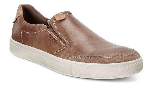 Mens Ecco Kyle Slip-On Casual Shoe - Cocoa Brown 41