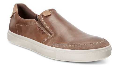 Mens Ecco Kyle Slip-On Casual Shoe - Cocoa Brown 43