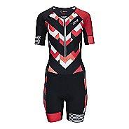 Womens Zoot Ultra Tri Aero Skinsuit Triathlon Suits UniSuits